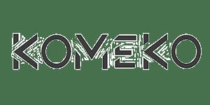 komeko footer