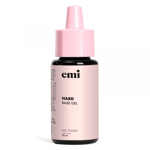 E.MiLac Hard Base Gel 30 ml.