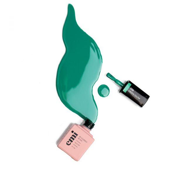 Green Glow #326, 9 ml.