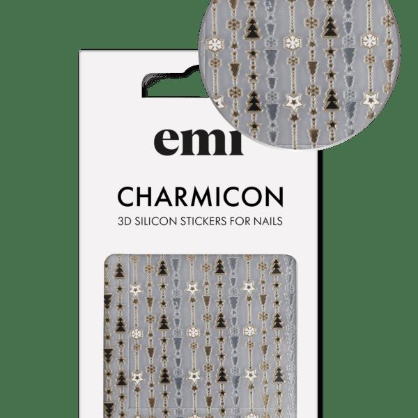 Charmicon 3D Silicone Stickers #200 Garland